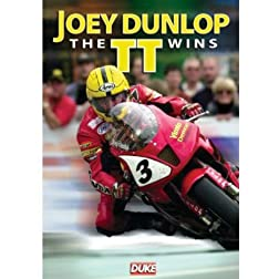 Joey Dunlop the TT Wins