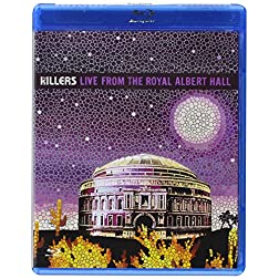 The Killers - Live From Royal Albert Hall [Blu-ray]