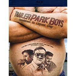 Trailer Park Boys Countdown To Liquor [Blu-ray]