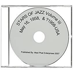 Stars Of Jazz Vol III (MAY 16, 1958, 1958-USA)