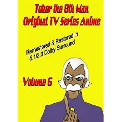 Tobor the 8th Man Original TV Series Anime Vol. 6  [Remastered & Restored]