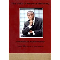 The 10Ks for Personal Branding