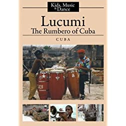 Lucumi: The Rumbero of Cuba (K-12/Public Library/Community Group)