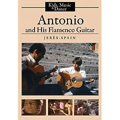 Antonio and His Flamenco Guitar (Home Use)