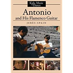 Antonio and His Flamenco Guitar (K-12/Public Library/Community Group