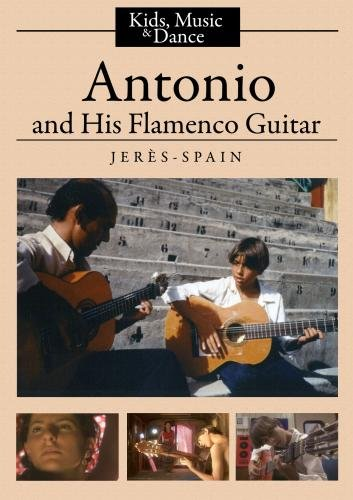 Antonio and His Flamenco Guitar (College/Institutional Use)