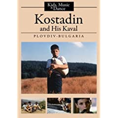 Kostadin and His Kaval (College/Institutional Use)