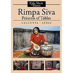 Rimpa Siva: Princess of Tablas (K-12/Public Library/Community Group)