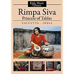 Rimpa Siva: Princess of Tablas (K-12/Public Library/Community Group)