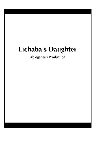 Lichaba's Daughter