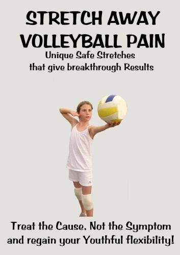 Stretch Away Volleyball Pain