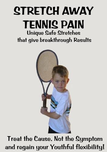 Stretch Away Tennis Pain