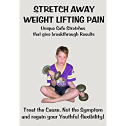 Stretch Away Weight Training Pain