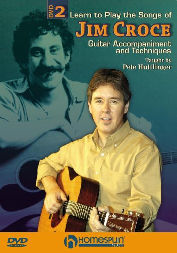 Learn To Play The Songs Of Jim Croce #2