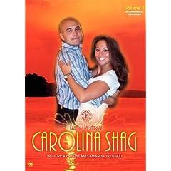 Learn to Dance Carolina Shag Volume 3