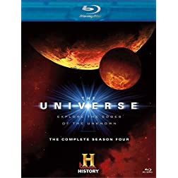 The Universe: The Complete Season Four [Blu-ray]