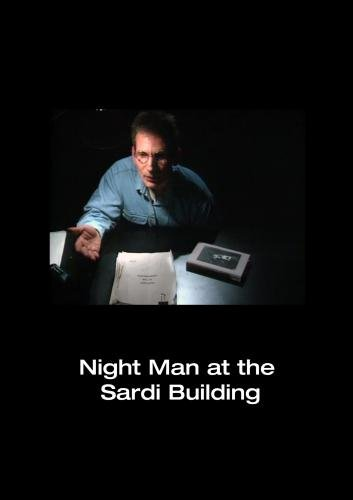 Night Man at the Sardi Building