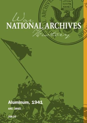 Aluminum, 1941