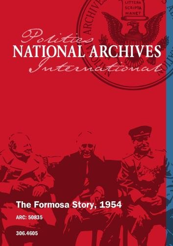 The Formosa Story, 1954