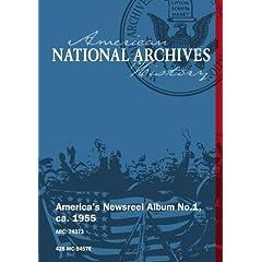 America's Newsreel Album No.1, ca. 1955