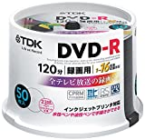 TDK DVD-R (CPRM) 1-16