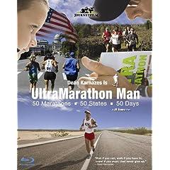 Ultramarathon Man - 50 Marathons 50 States 50 Days (Blu-ray)