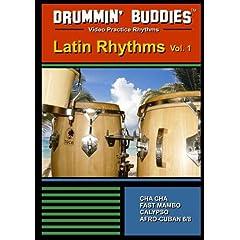 Drummin' Buddies - Latin vol.1