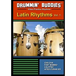 Drummin' Buddies - Latin vol.1