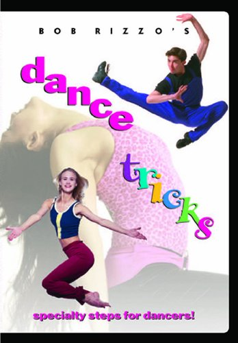 Bob Rizzo: Dance Tricks-Jazz Dance with Bob Rizzo