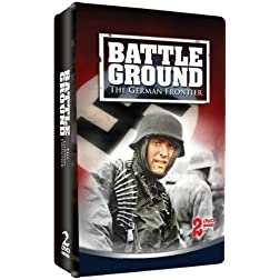 Battle Ground - &#34;German Frontier&#34; - COLLECTORS EMBOSSED TIN!
