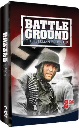 """Battle Ground - """"German Frontier"""" - COLLECTORS EMBOSSED TIN!"""