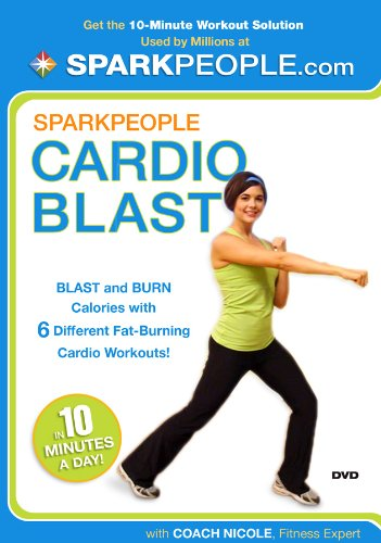 SparkPeople Cardio Blast with Coach Nicole