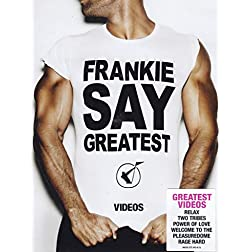 Frankie Goes To Hollywood - Frankie Say Greatest