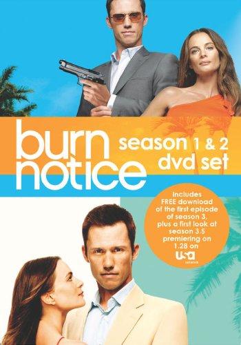 Burn Notice: Season 1 & 2 Set