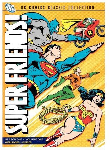 Super Friends: Season One, Vol. One