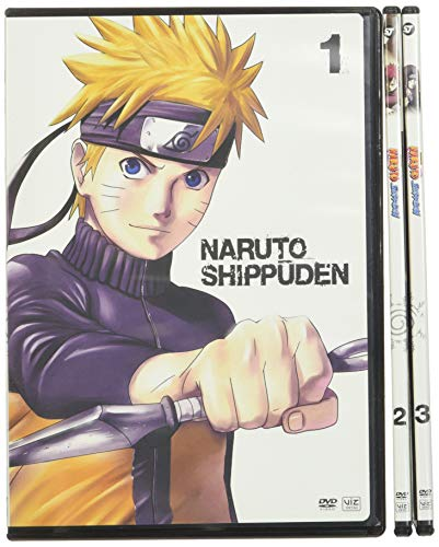 Naruto Shippuden: Box Set 1