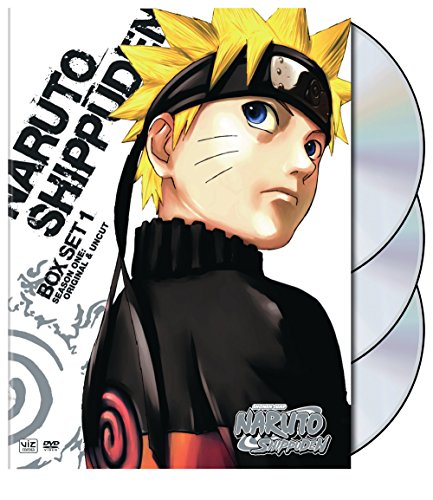 Naruto Shippuden: Box Set 1 (Special Edition)