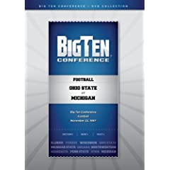 1997 Big Ten Football Regular Season Game - Ohio State at Michigan