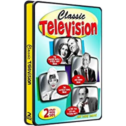 Classic Television - COLLECTOR'S EMBOSSED TIN - 2 DVD SET!