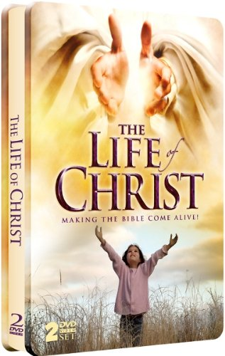 The Life of Christ - COLLECTOR'S EMBOSSED 2 DVD TIN!