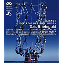 Wagner: Das Rheingold [Blu-ray]