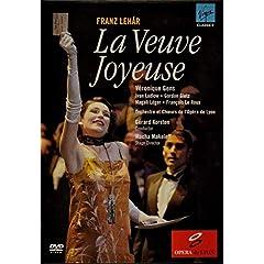 Lehar: La Veuve Joyeuse (The Merry Widow)