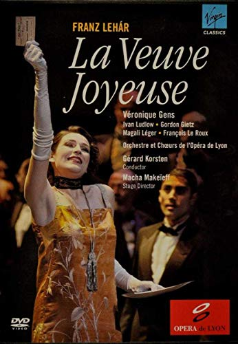 Lehar: La Veuve Joyeuse (The Merry Widow)