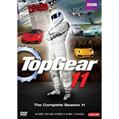 Top Gear: The Complete Season 11