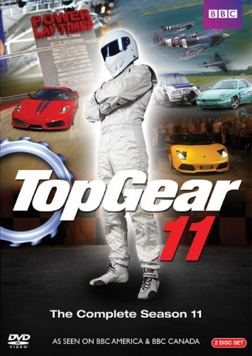 Top Gear: The Complete Season 11
