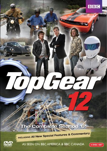 Top Gear: The Complete Season 12