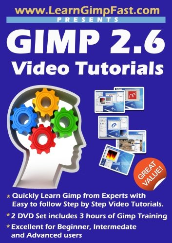 Gimp Tutorials - How to Gimp Video Tutorials