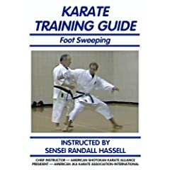 Karate Training Guide: Foot Sweeping