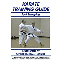 Karate Training Guide: Foot Sweeping