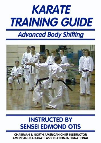 Karate Training Guide: Advanced Body Shifting